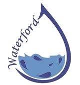 single drop logo