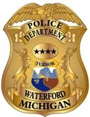 Waterford Police Badge