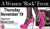 Women Rock Event November 19th