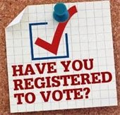 Have you registered to vote?