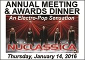 Annual Dinner featuring Nuclassica