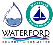Township, School District, Chamber logos
