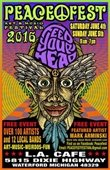 Peacefest 2016 poster