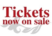 Tickets now on sale