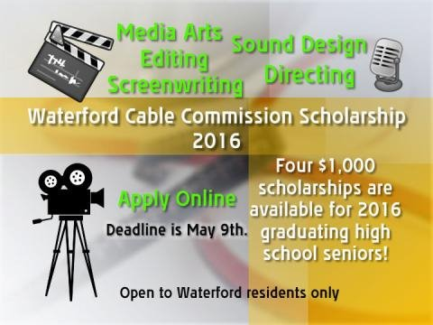 cable commission scholarship