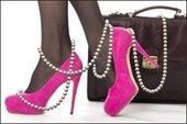 women rock shoe