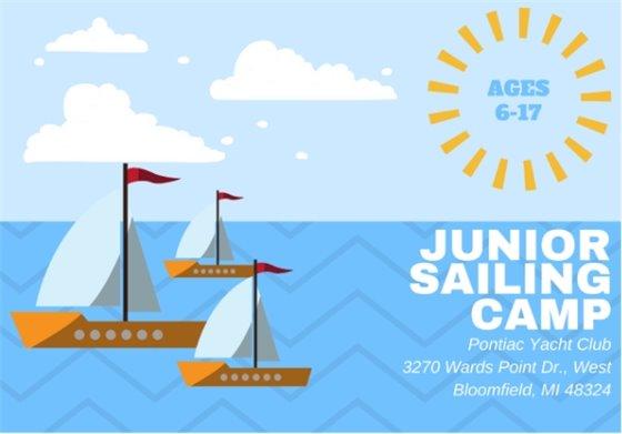 Junior Sailing Camp