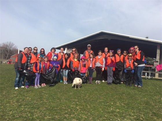 Earth Day 2018 Volunteers