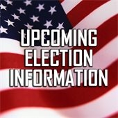 Upcoming Election Information