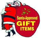 Santa Approved Gift Items