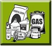 hazardous waste items