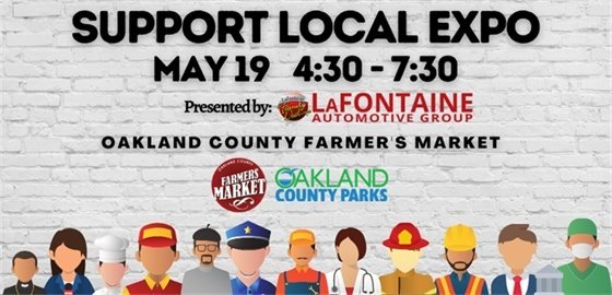 Support Local Expo