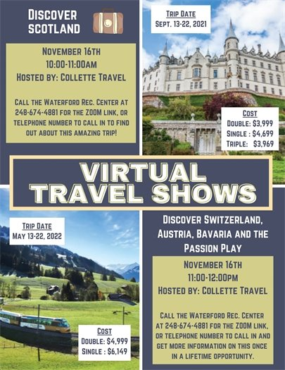 Travel Show by Collette