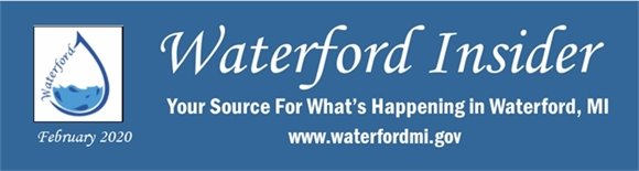 February 2020 Waterford Insider