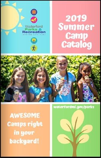 Summer Camp Catalog 2019