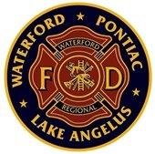 Waterford Regional Fire Department Logo