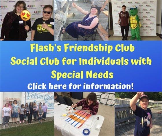 Flash Friendship Club