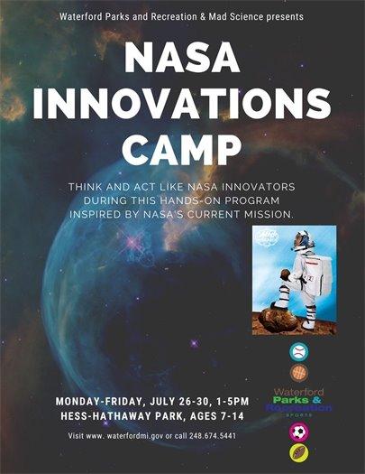 NASA Innovations Camp