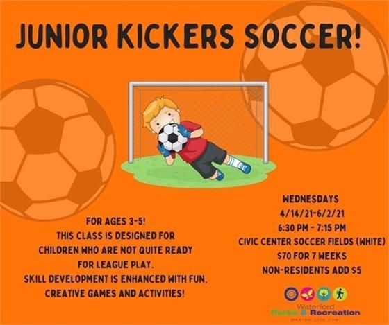 Junior Kickers Soccer