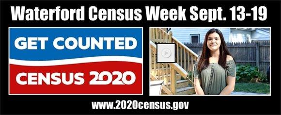 Waterford Census Week