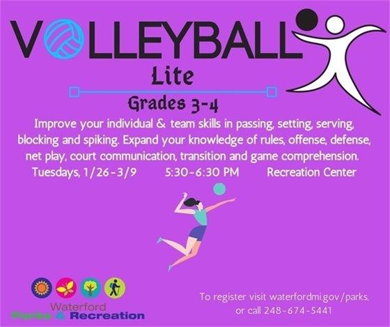 Volleyball Lite