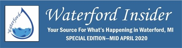 Waterford Insider - Mid April Special Edition