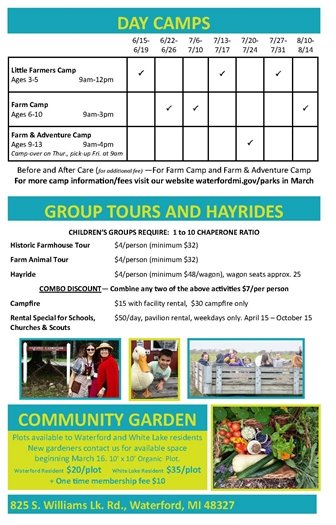 Hess Park Guide