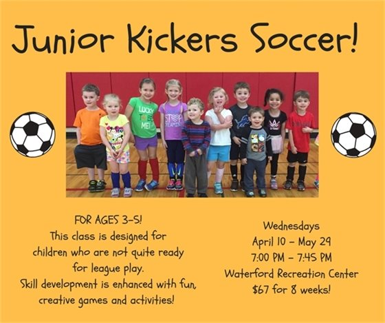 Junior Kickers