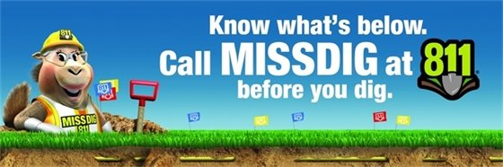Call Miss Dig 811