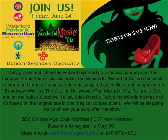 DSO The Music of Oz