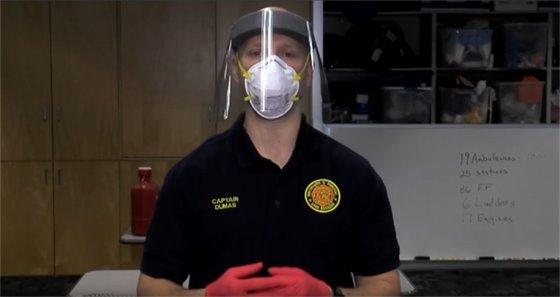 PPE Video Captain Photo