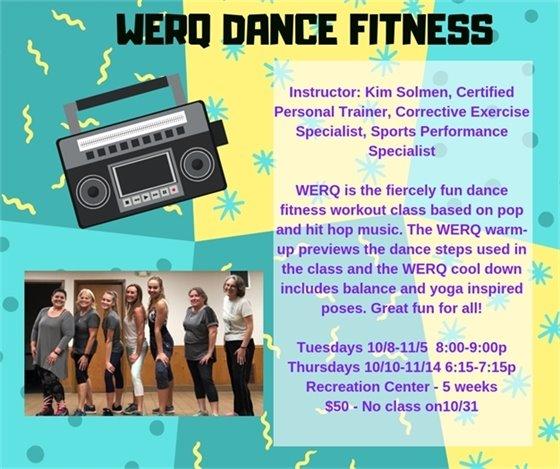 Werq Dance Fitness