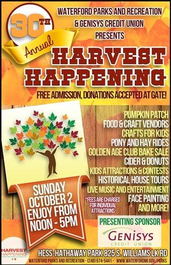 2016 Harvest Happening