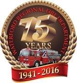 75 year WRFD logo