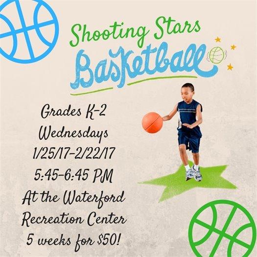 Shooting Stars Basketball