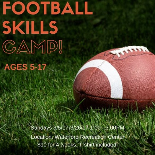 Football Skills Camps Session 2