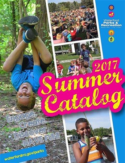 Summer Catalog Page 1