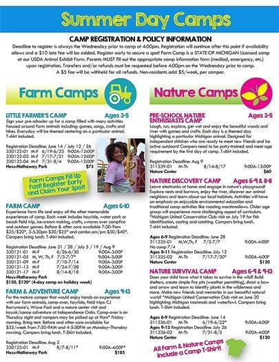 Summer Catalog Page 3