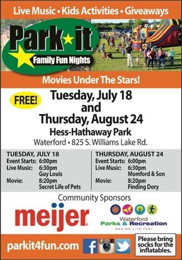 Park It Movies