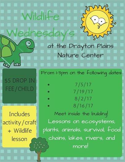 Wildlife Wednesdays