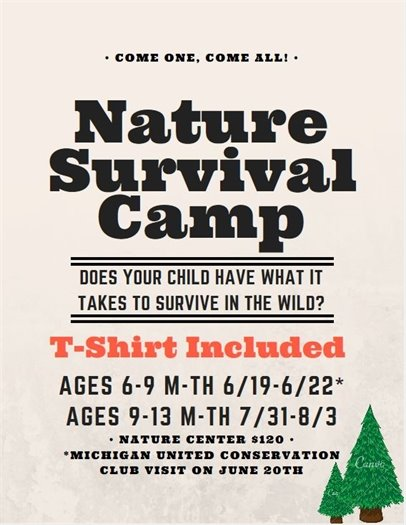 Nature Survival Camp