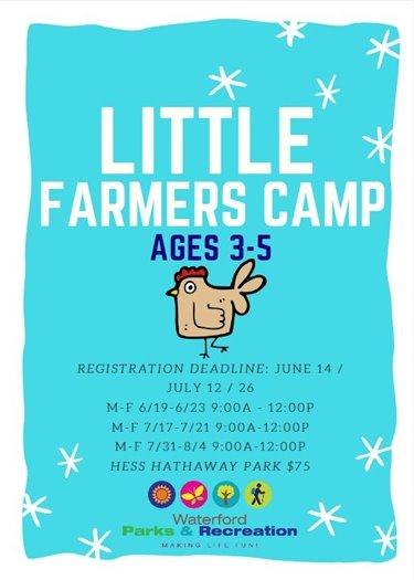 Little Farmers Camp