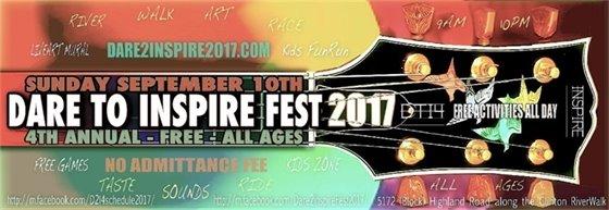 Dare to Inspire Fest 2017