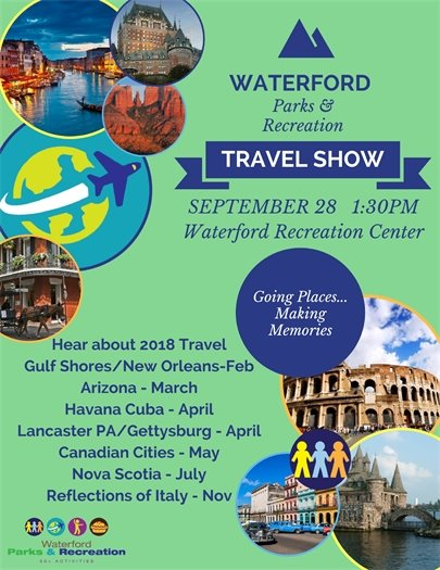 fall Travel Show