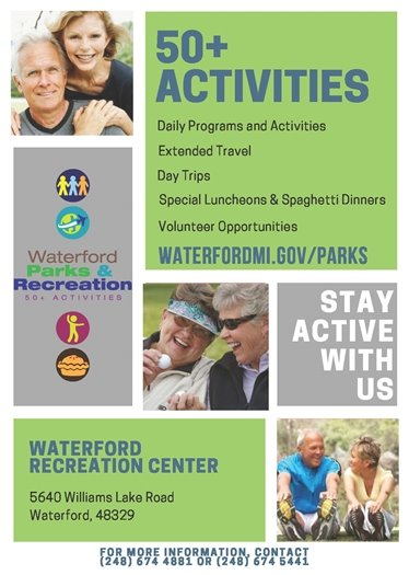 50+ Activities page 1