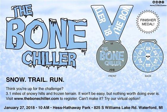 Bone Chiller 5k