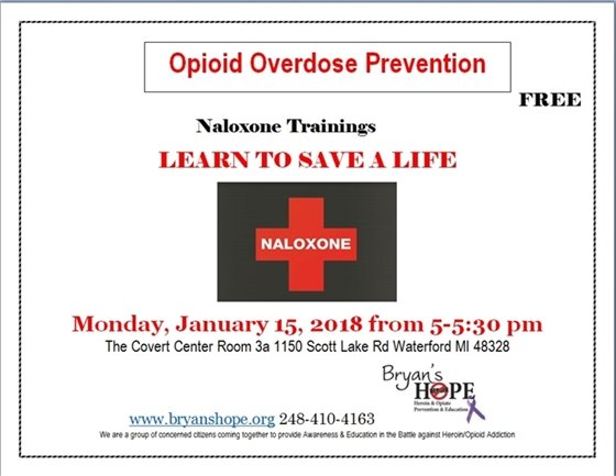 Naloxon Training