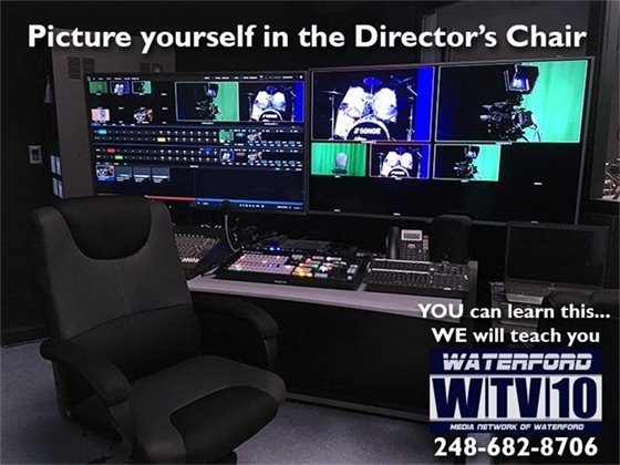WTV10 Director's Chair