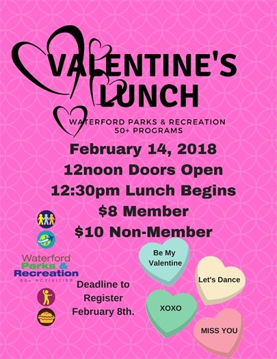 Valentine's Lunch