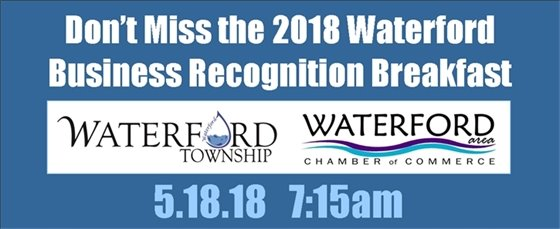 Waterford Township Business Breakfast